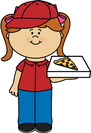 Cooking girl clipart Etsy