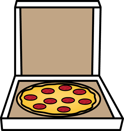 pizza in a box clip art pizza in a box image rh mycutegraphics com pizza box design clipart Pizza Box Project