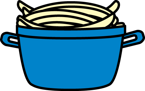 Pot of Spaghetti