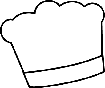 Small Chef Hat