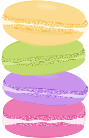 Stack of Macarons
