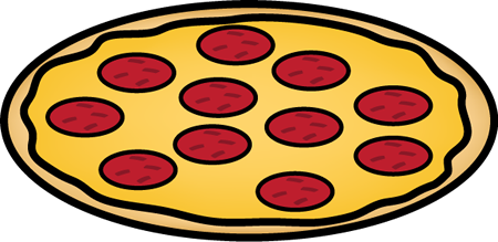 pizza clip art pizza images for teachers educators classroom rh mycutegraphics com plain cheese pizza clipart Pizza Slice Clip Art