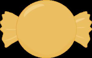 Yellow Hard Candy
