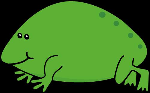 Cute Froglet