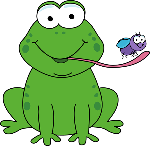 free clip art frogs animated