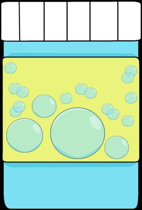 Bottle of Bubbles