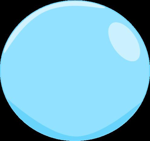 Single Big Bubble