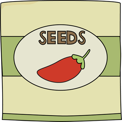 Pepper Seed Packet