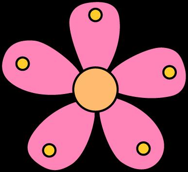 Single Garden Flower