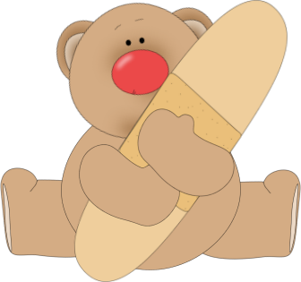 Bandaid Bear