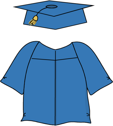 Graduation Clip Art - Kids Graduation - Kindergarten Pre-K Graduation