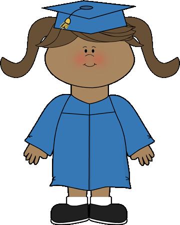 Clip Art Clipart Graduation graduation clip art kids kindergarten pre k girl