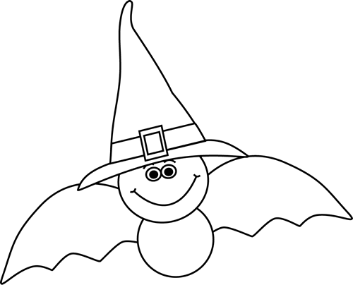 Black and White Bat in Which Hat