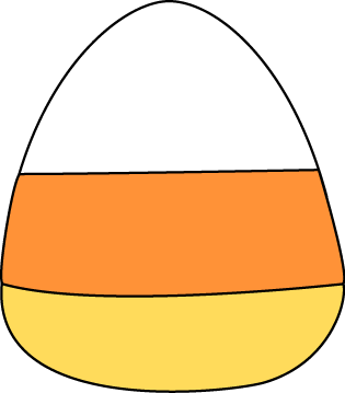 piece of candy corn clip art piece of candy corn image rh mycutegraphics com candy corn clipart transparent candy corn clipart png