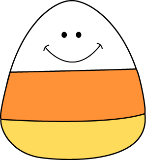 Cute Happy Candy Corn