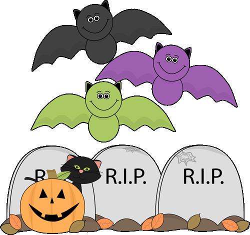 Fun Halloween Graveyard