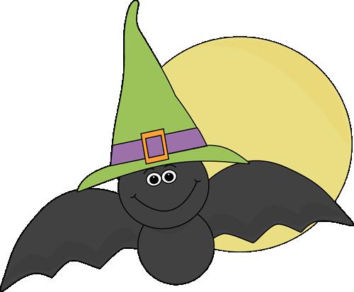 halloween bat and full moon - Halloween Bat Pics