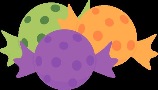 Halloween Candy Clip Art - Halloween Candy Image