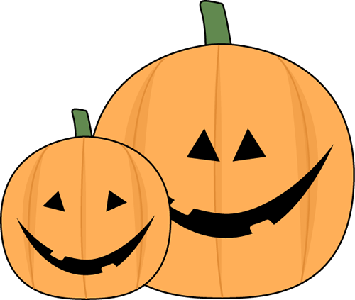 jack o lantern faces clip art - photo #18