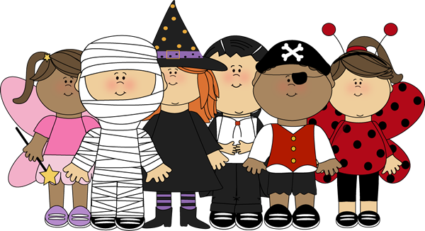 Image result for Halloween kids clipart