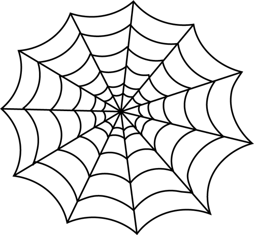 Pics Photos - Spider Web Clipart Halloween Spider Web Icon