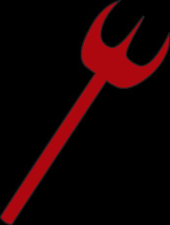 Red Pitchfork