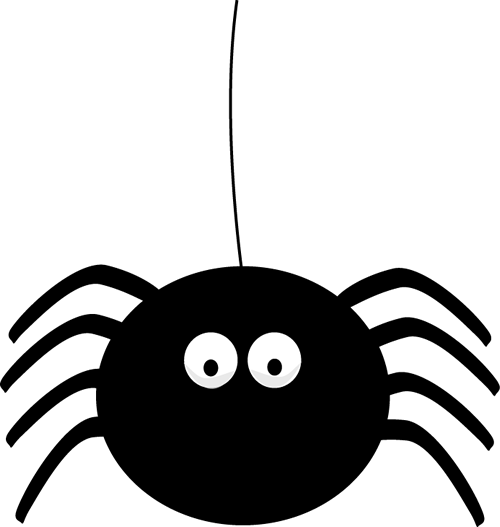 clipart spider - photo #11