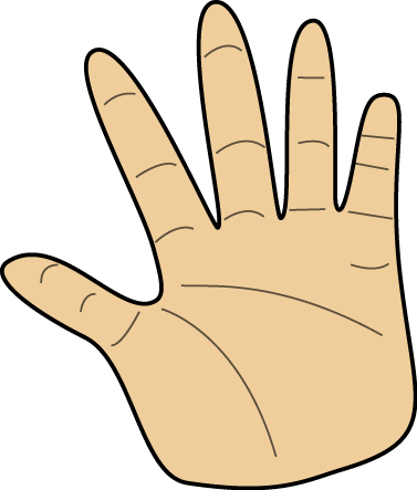 Back of Hand