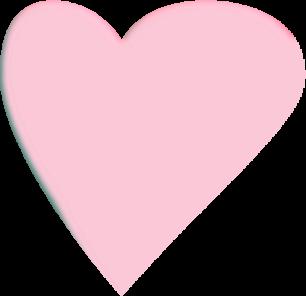 Pink Embossed Heart