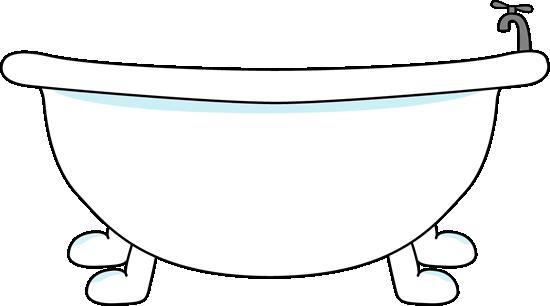 Bathtub Clip Art - Bathtub Image