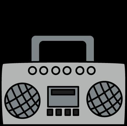 Radio Clip Art - Radio Images