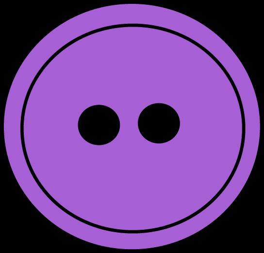 sewing button clipart purple button clip art image