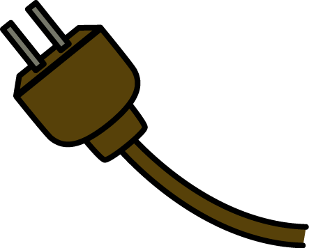Electrical Cord Clip Art