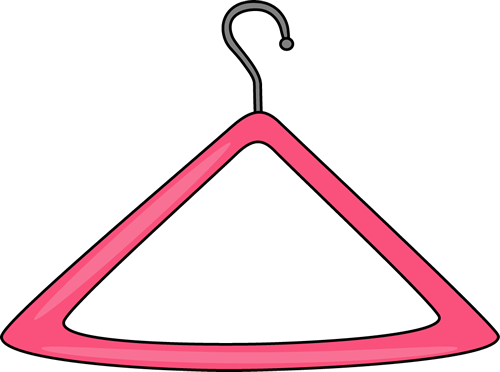 Pink Hanger