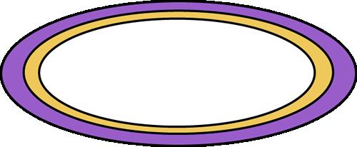 Purple Oval Rug Clip Art Purple Oval Rug Image