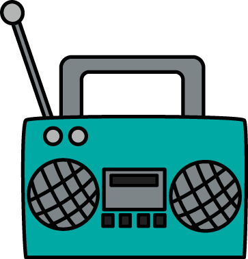 radio cassette player clip art radio cassette player image rh mycutegraphics com