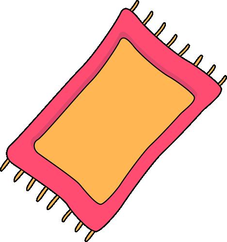 Pink Rug Clip Art