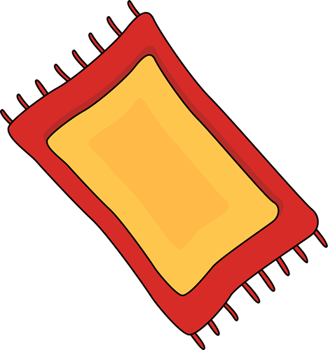 Red Rug Clip Art