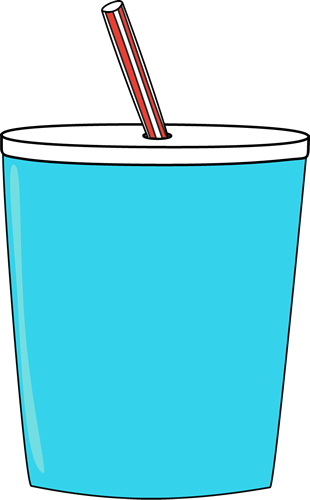 Blue To Go Cup