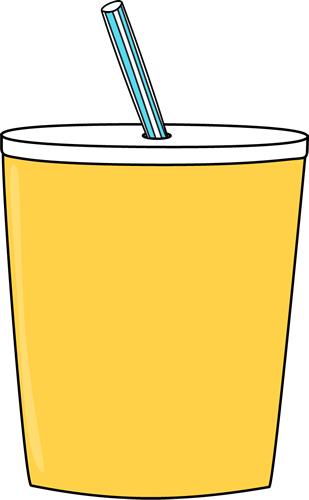 Yellow To Go Cup