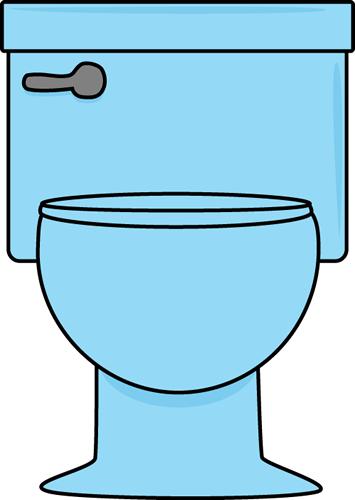 Great Blue Toilet