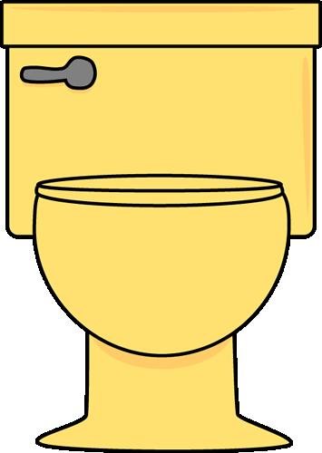 Yellow Toilet