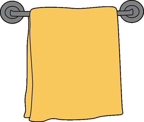 Towel Clip Art