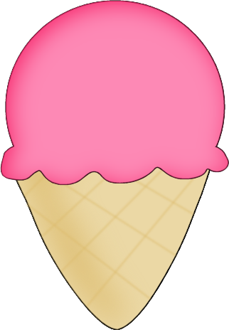 pink ice cream cone clip art pink ice cream cone image rh mycutegraphics com clipart of ice cream black and white clipart of ice cream social