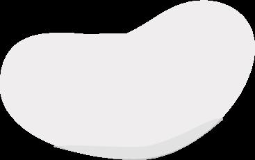 White Jelly Bean