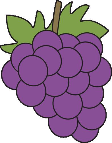 Grapes Clip Art - Grapes Image
