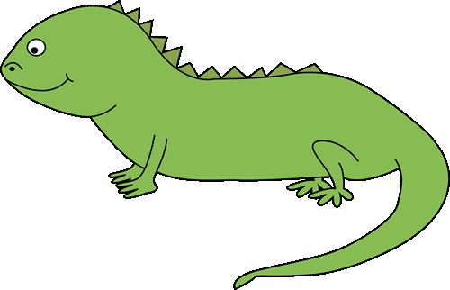 iguana clip art iguana image