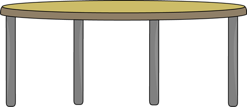 Table Clip Art Table Image : table from www.mycutegraphics.com size 500 x 217 png 14kB
