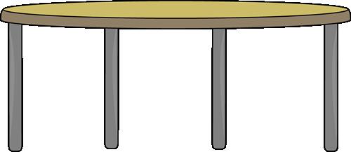 Clip Art Clip Art Table table clip art image table
