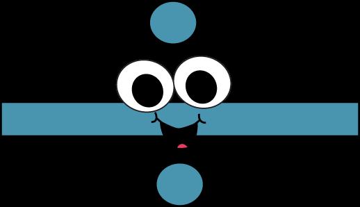 Math Division Symbol Clip Art